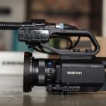 Nytt videokamera