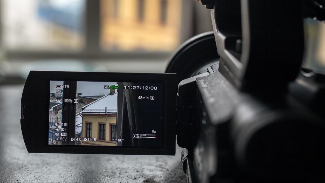 Sony pxw-x70 viewfinder