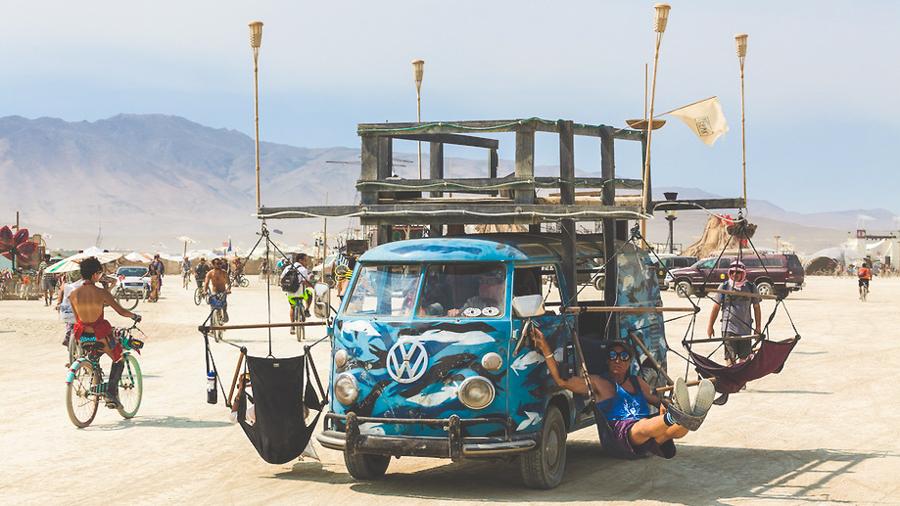 Burning Man RV