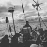 Første havseilas